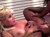 Mature Blonde Whore Gets Heavy Stuffed