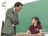 Big guy drills schoolgirl scene 10
