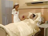 Fucking therapy for horny patient