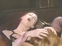 Vintage lesbian bondage sex