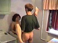 Amateur mom takes juicy dick