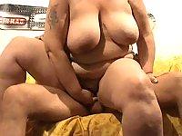Chubby Mom Juicy Bum Screwed