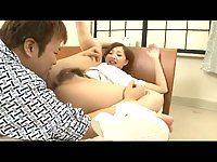 Japanese Chick Gets Toyed