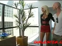 Deep Anal Drilling For Puma Swede