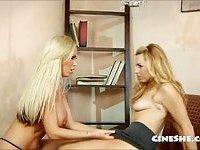Lexi Belle And Nikki Benz Deception