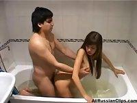 Homemade Sextape Russian Teen Couple