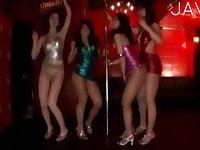 Dancing whores