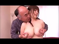 Daughter in law drilled by father in law 08