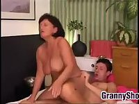 Grandma Wants It On The Bed