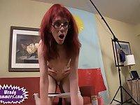 Man drills Wendy Summers