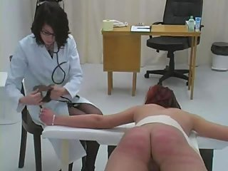 Spanking punishment for two girls at passionclips.com
