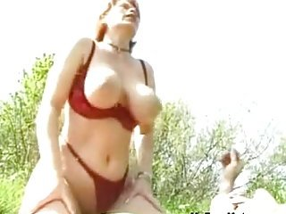 German guy dreaming of fucking a redhead mature