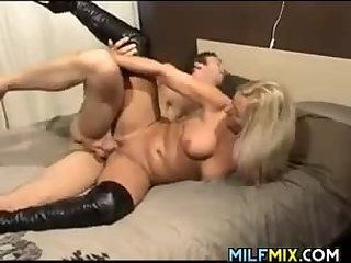 Amateur European MILF