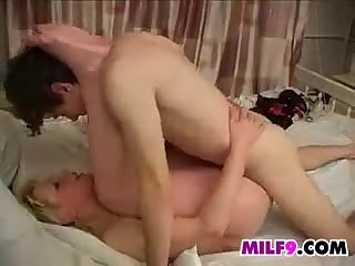 Hairy Russian Mother Fucking